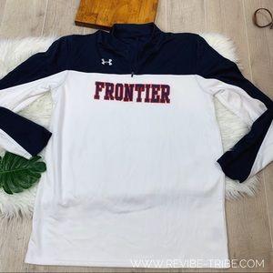 Under Armour Sweaters - Under Armor | Frontier Zip | 2407